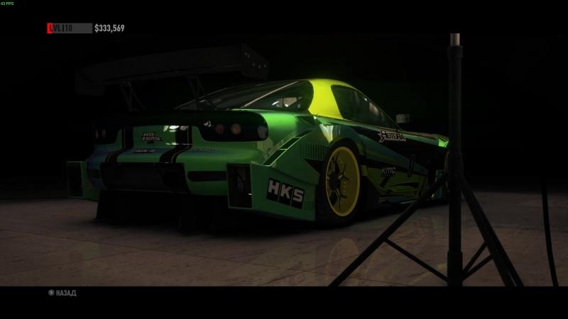 GRID 2 Mazda RX7