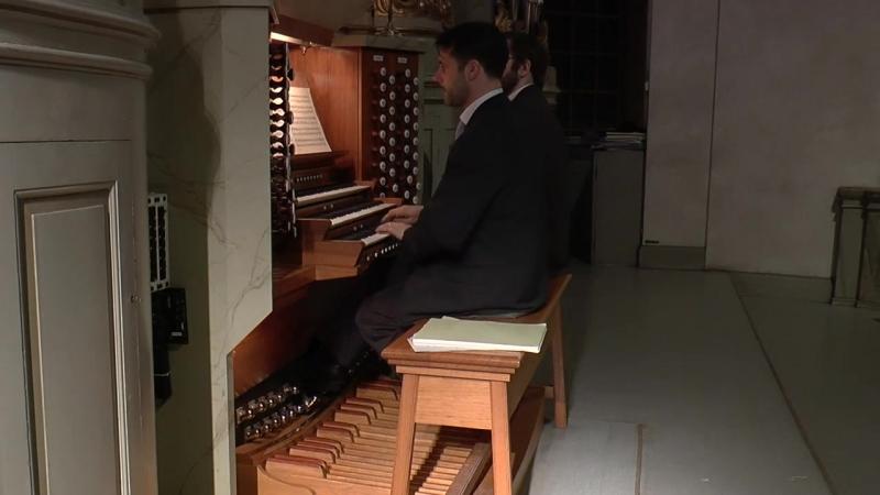 563 J. S. Bach - Fantasia and Imitation in B minor, BWV 563 - Ulf Norberg