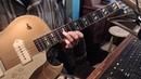 Slim Gaillard Rhythm Changes Intro Guitar Lesson by Tommy Harkenrider