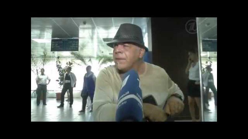 Андрей Давидян - Кастинг на программу Голос. За кадром (12.08.2013)