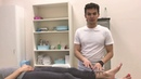 Биодинамический массаж. Нижние конечности