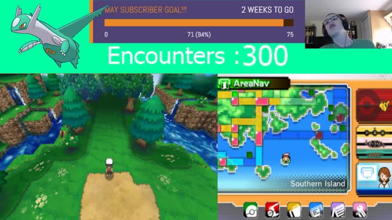 SHINY LATIOS HUNTING STREAM 6 Pokemon Omega Ruby Lets Play Ep 14