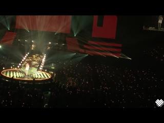 180724 BLACKPINK ROSE Solo Eyes, Nose, Lips TAEYANG Cover @ Arena Tour 2018 in Osaka