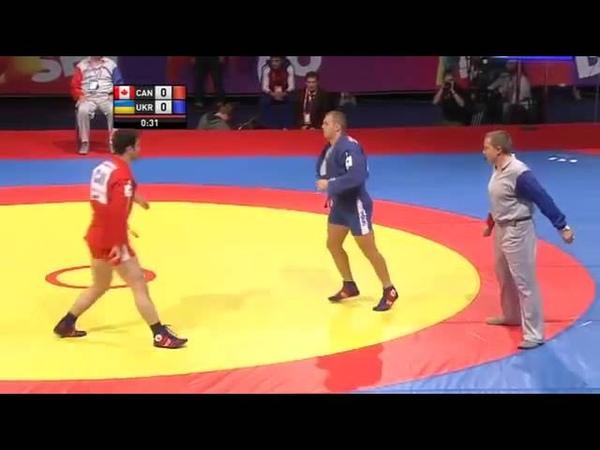 2013 WCG : Sheikhismaylov vs Vasylchuk