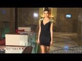 КОКЕТКА BOUTIQUE платье черное с декорированными плечами19
