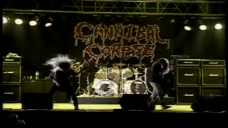 Cannibal Corpse - Eats Moscow Alive (1993) [HD]