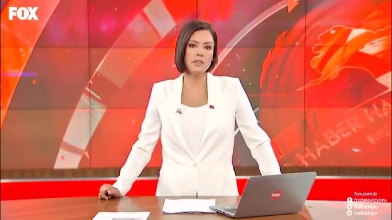 19 Mayıs 2018 Gülbin Tosun ile FOX Ana Haber Hafta Sonu