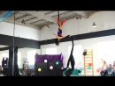 Сайтхужина Альфина, Aerial Silks (воздушные полотна)