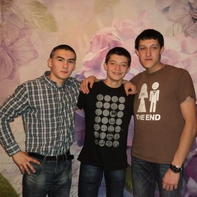 Сашка Комаров, 18 декабря , Чебоксары, id40752024