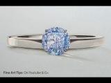 Как нарисовать кольцо с бриллиантом