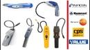 6 фреоновых течеискателей тест 6 leak detector test