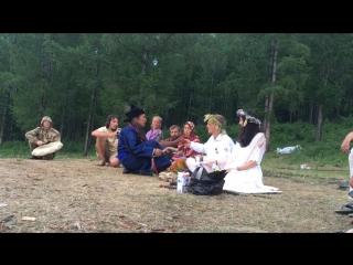 Венчание по шамански