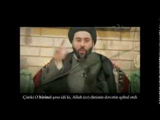 Seyyid Mehdi Mudərrisi - Imam Əli(ə.s) haqqinda...Kimdir axi Əmir-əl-Möminin Əli ibni Əbu Talib(ə.s)?