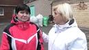 Гуманитарная помощь для вынужденных переселенцев центра реабилитации инвалидов