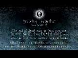 Серия 20 Замена Тетрадь смерти (2006-2007) Death Note. Desu n