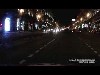 Гонка с Ламборджини. Clio Sport Rs VS Lambo. (+15 км/ч к скорости на регистраторе)