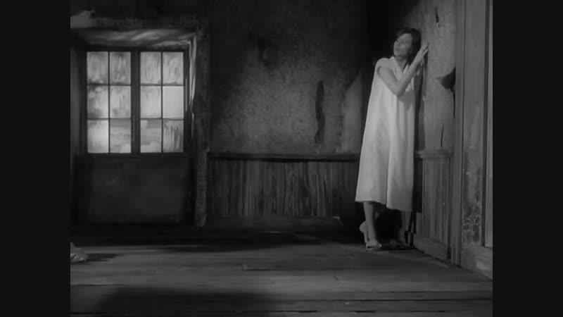 СКВОЗЬ ТУСКЛОЕ СТЕКЛО (1961)