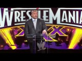 Triple H discusses the dreams of WWE Superstars: WrestleMania 30 Press Conference
