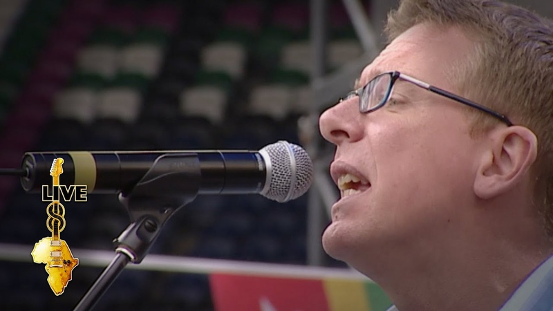 The Proclaimers I'm Gonna Be 500 Miles Live 8 2005
