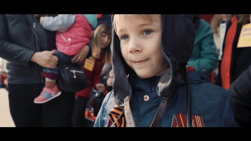 6 / Лучшие моменты Парада Победы за 30 секунд. 9 мая. Тюмень