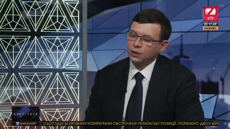 Мураев_ У меня был выбор, и я выбрал честную политику, а не бизнес