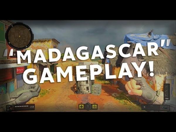 Call of Duty Black Ops 4 - Madagascar DLC Map Walkthrough (FULL)