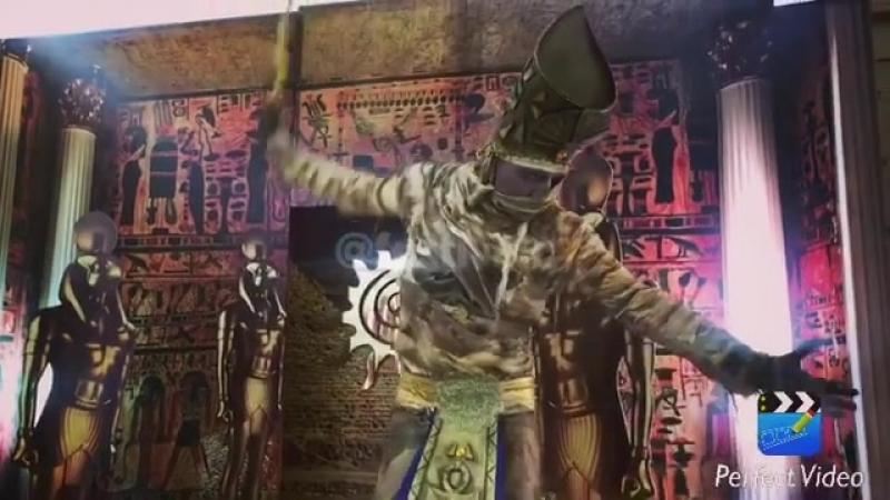 Египетская вечеринка от праздничного агентства Фестиваль центр