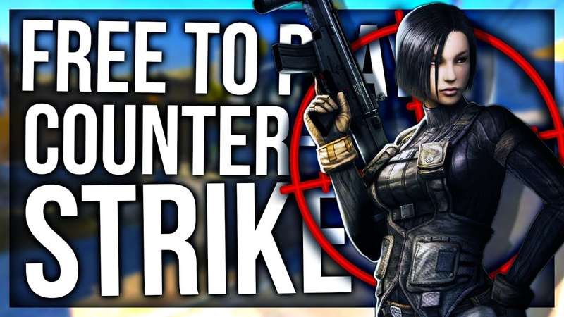 FREE TO PLAY COUNTER-STRIKE GAMES 4