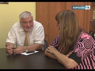 Глава Королёва подарил школьникам «УАЗ»