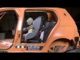 Maxi Cosi Priori XP 2012 Crash Test