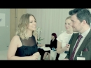 Behind the scenes of Ready to Glow with Kimberley Walsh