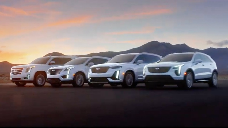 The 2019 Cadillac SUVs | Rise Above :15