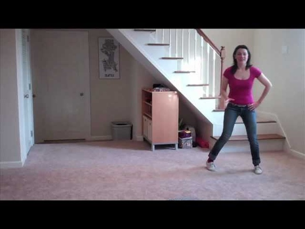 Lindy Hop Steps Made Easy: Suzie Q (solo jazz dance moves)