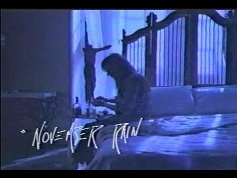 Guns N' Roses - November Rain (Srpski prevod)