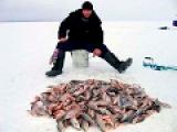 Зимняя рыбалка бешеный клев !РЫБНЫЕ МЕСТА