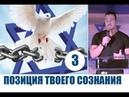 3. ПОЗИЦИЯ ТВОЕГО СОЗНАНИЯ ..Андрей Шаповалов (Конференция Территория Царства в Израиле) - 2018
