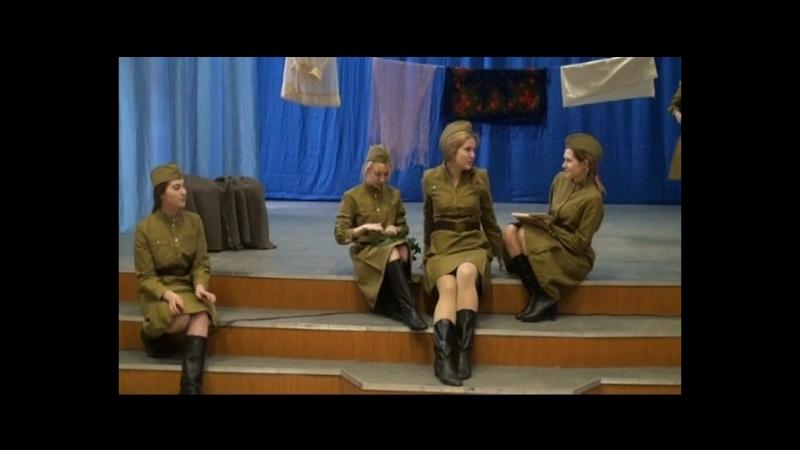 Мини спектакль СВЕРСТНИЦЫ Сюжет на ТВ