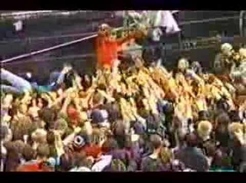 Deftones - Lotion live Bizarre Festival 1998