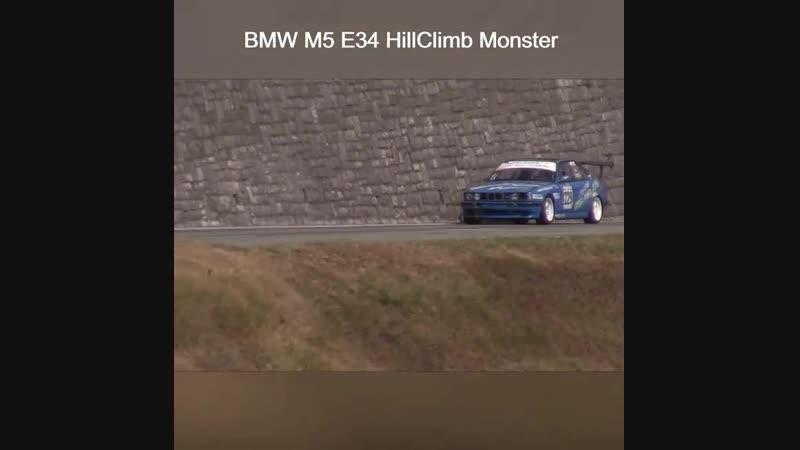 BMW M5 E34 Aramis Cereghetti's 3 6L 334hp No boost