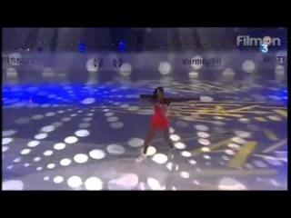 Mae Berenice MEITE (avec Amaury Vassili) - Les Étoiles de la Glisse 2013