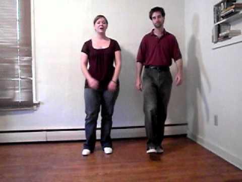 Lindy Exercise Series Ep. 3 Triple Step Rhythm