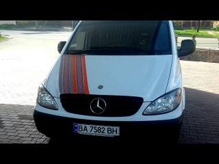 Mercedes-Benz vito 109 cdi 260000 грн В рассрочку: 6 881 грн/мес Кировоградская область/ Кировоград /ID авто: 244970