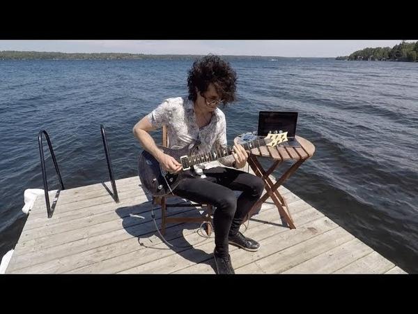 Lake Fever | Lonny Eagleton | Improv Guitar Solo