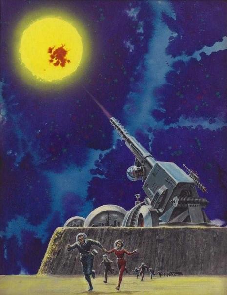 Иллюстрации художника Рудольфа Беларски 1900-1983гг.