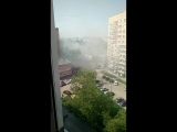 Пожар на Карл Маркса