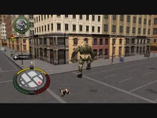 [Angel Cheater] Невероятный Халк/The Incredible Hulk Разрушение города Максимальный уровень угрозы