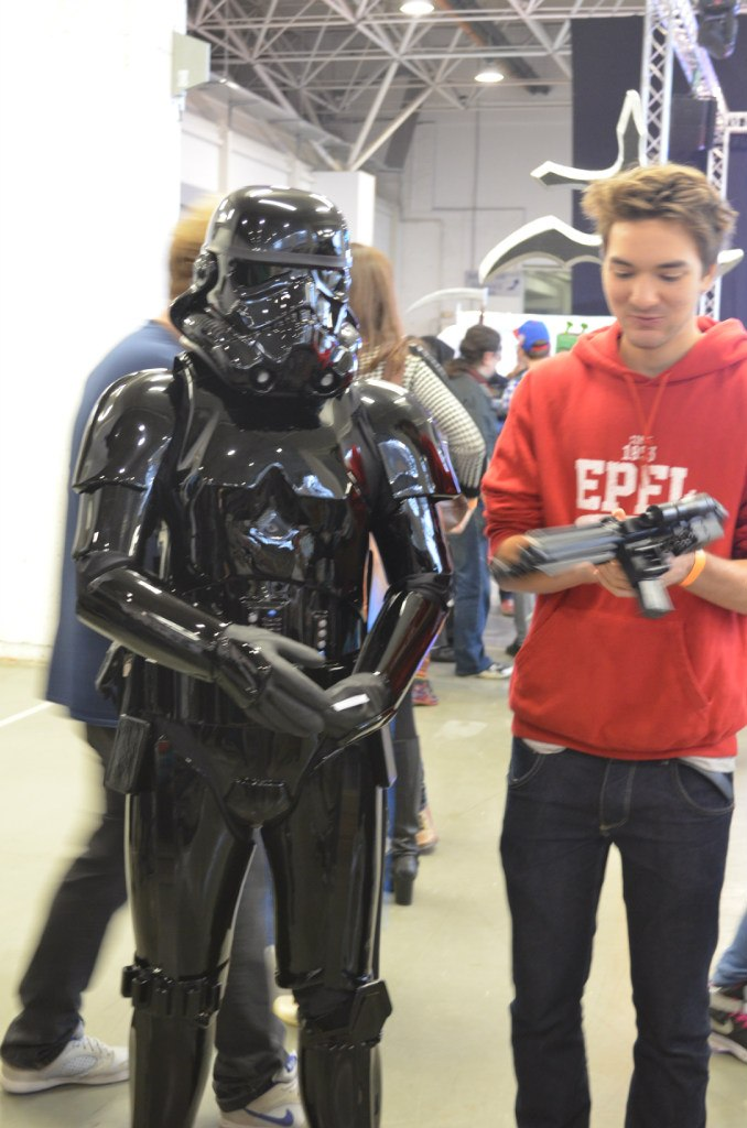 Новости Звездных Войн (Star Wars news): Вторая партия фото с AVA Expo