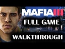MAFIA 3 FULL GAME Walkthrough NO Commentary GAMEPLAY MAFIA 3 Longplay Marathon Edition