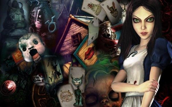 Алиса в стране кошмаров updated the community