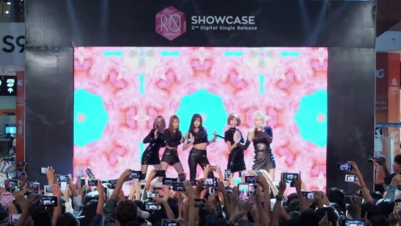 [2nd Digital Single showcase] Rose Quartz(로즈쿼츠) - Ra Pa Pam Pam @ Myanmar Plaza